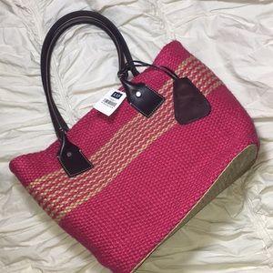 GAP Crochet Shoulder Purse